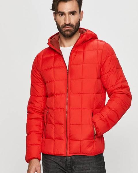 Červená bunda wrangler