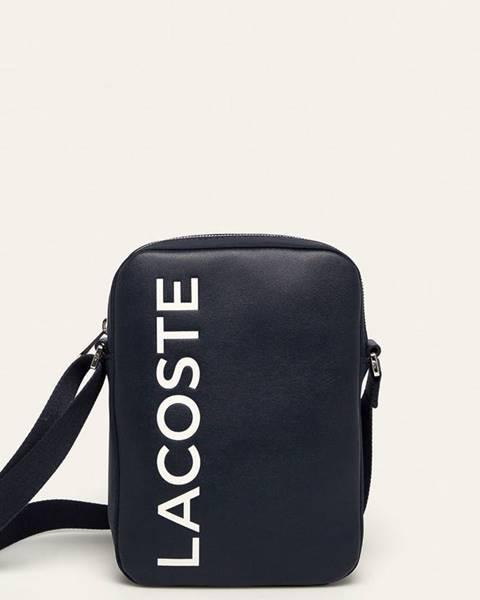 Modrá taška lacoste
