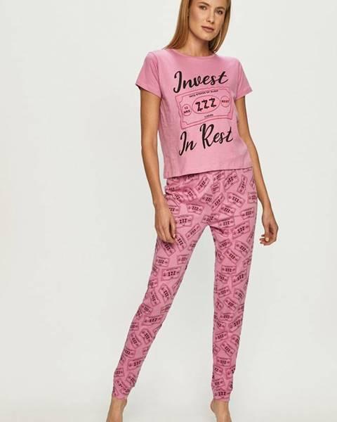 Růžové spodní prádlo Brave Soul
