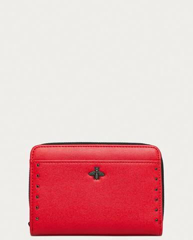 Červená peněženka MEDICINE