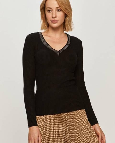 Černý svetr Morgan