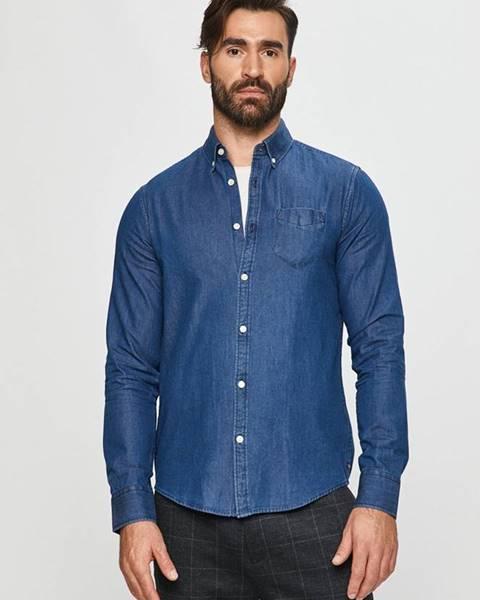 Modrá košile scotch & soda