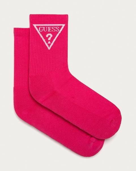 Růžové spodní prádlo Guess