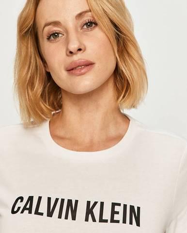 Bílý top Calvin Klein Performance