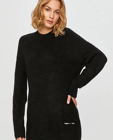 Černý svetr Tommy Jeans