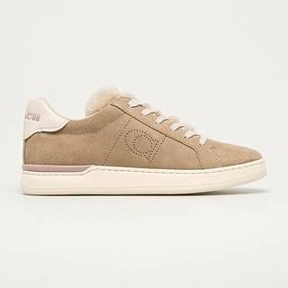 Coach - Semišové boty