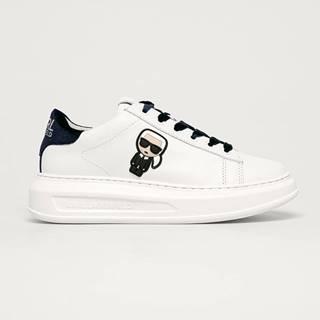 Karl Lagerfeld - Kožené boty