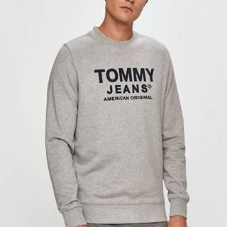 Tommy Jeans - Bavlněná mikina