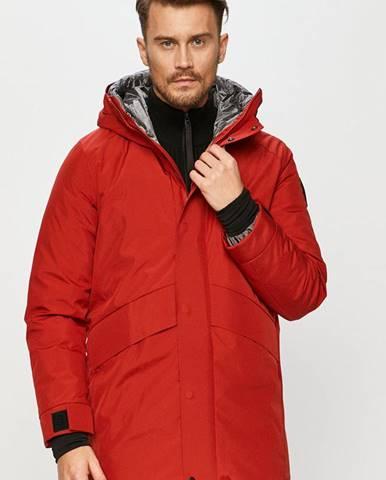 Červená bunda Bomboogie