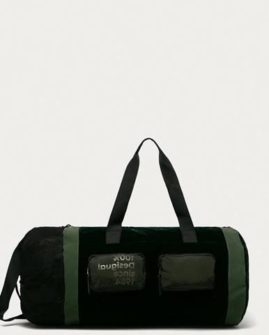 Zelený kufr Desigual Sport