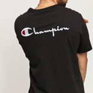 Champion Crewneck T-Shirt černé