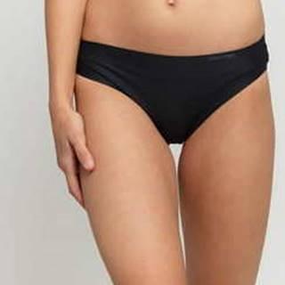 Bikini - Slip C/O černé L