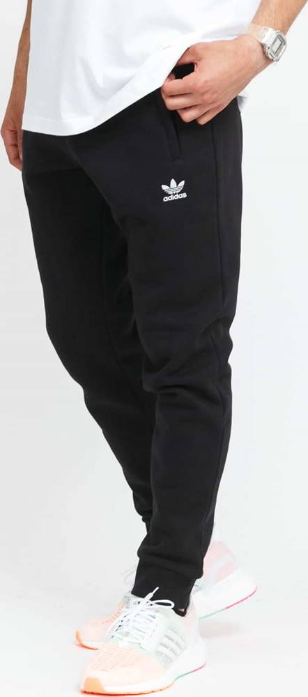 adidas originals adidas Originals Essentials Pant černé
