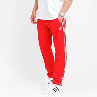 adidas Originals Beckenbauer Track Pants červené