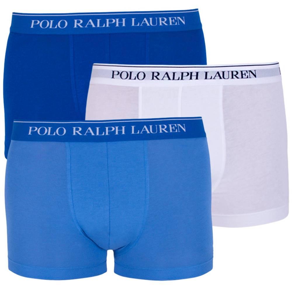 Ralph Lauren 3PACK pánské boxerky  vícebarevné