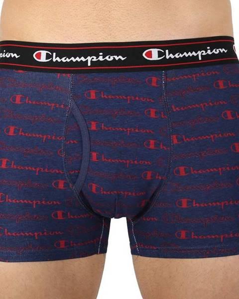 Modré spodní prádlo champion