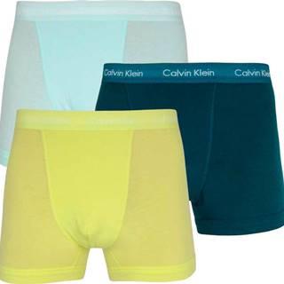 3PACK pánské boxerky  vícebarevné