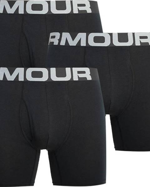 Černé spodní prádlo under armour