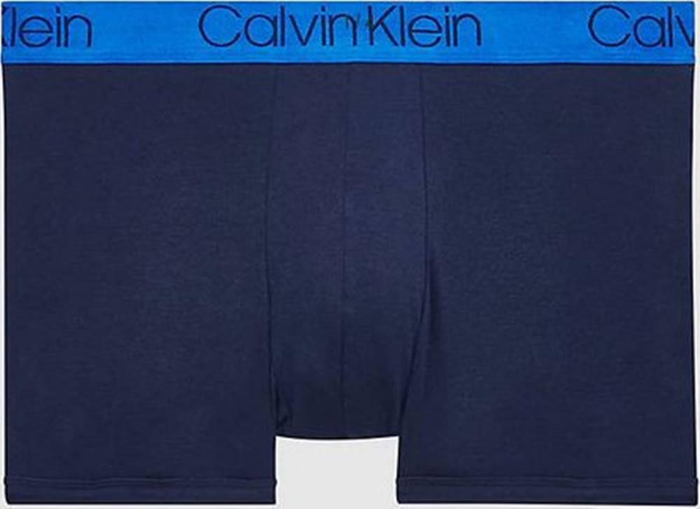 Calvin Klein Pánské boxerky  modré