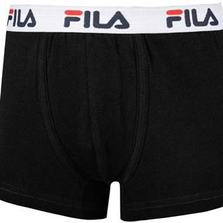 Chlapecké boxerky Fila černé