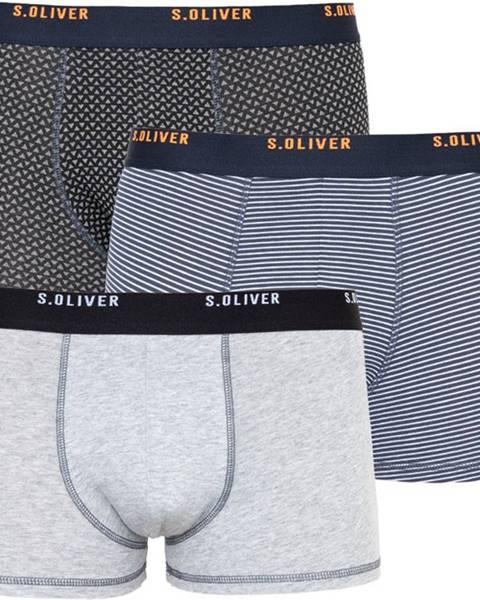 Vícebarevné spodní prádlo s.oliver
