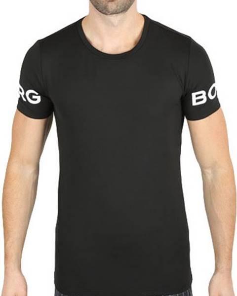 Černé tričko björn borg