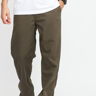 MN Authentic Chino Loose Fit olivové