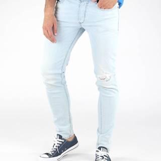 Diesel Sleenker Jeans Modrá