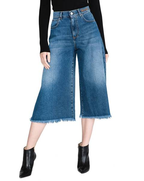 Modré kalhoty Pinko