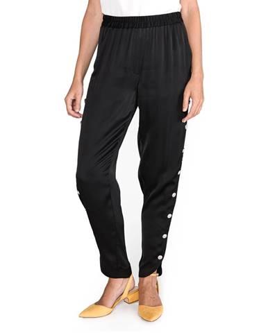 Černé kalhoty Just Cavalli