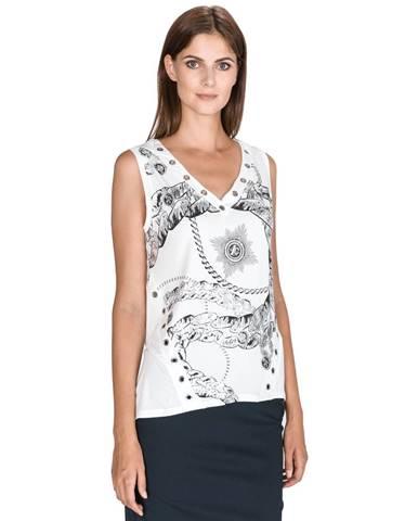 Topy, trička, tílka Just Cavalli