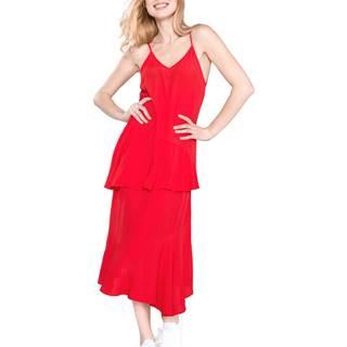 Jadyn Šaty Červená