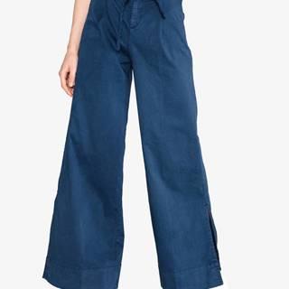Kalhoty Modrá