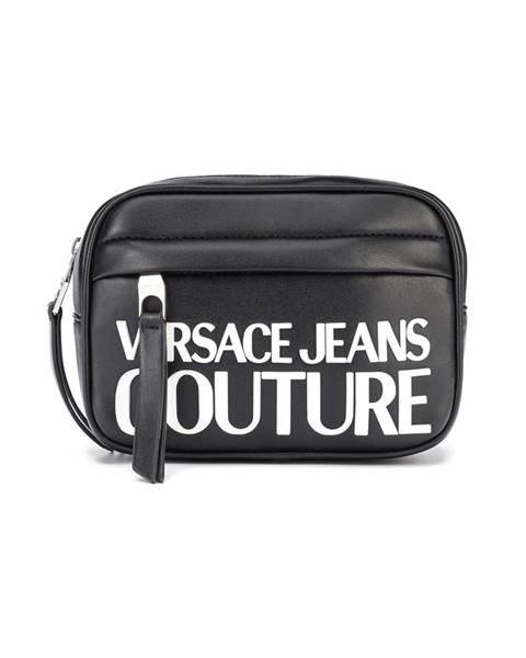 Černá ledvinka Versace Jeans Couture