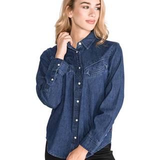 Levi's® Dori Western Košile Modrá