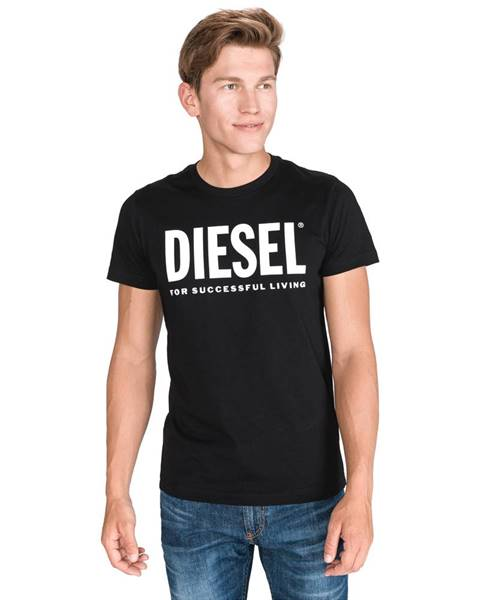 Diesel T-Diego Triko Černá