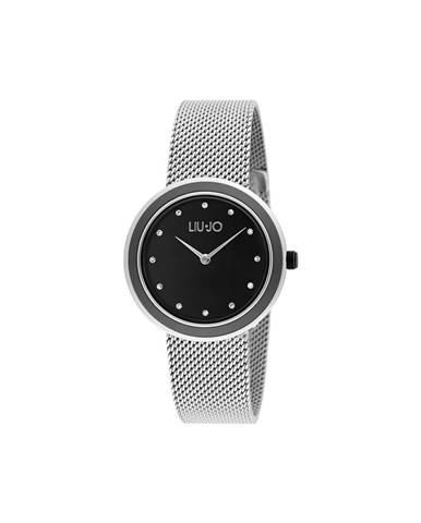 Stříbrné hodinky Liu Jo