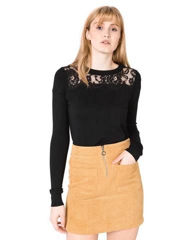 Černý svetr vero moda