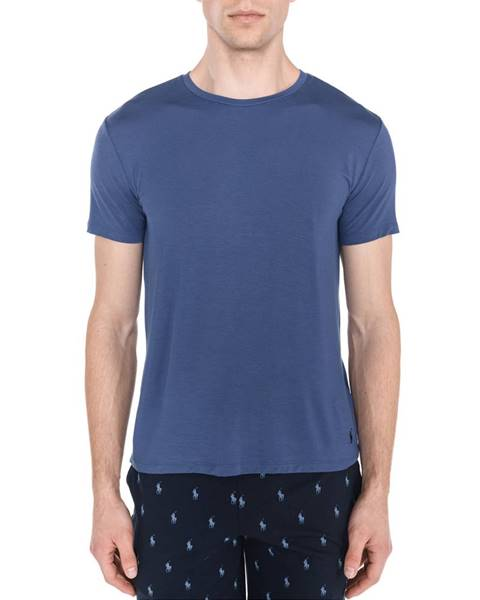 Modré tričko Polo Ralph Lauren