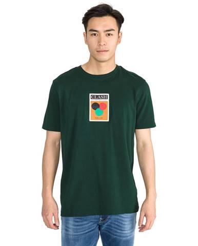 Zelené tričko scotch & soda