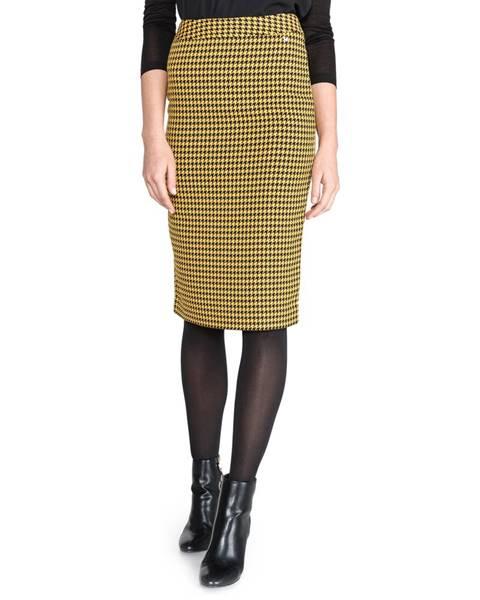 Žlutá sukně TWINSET