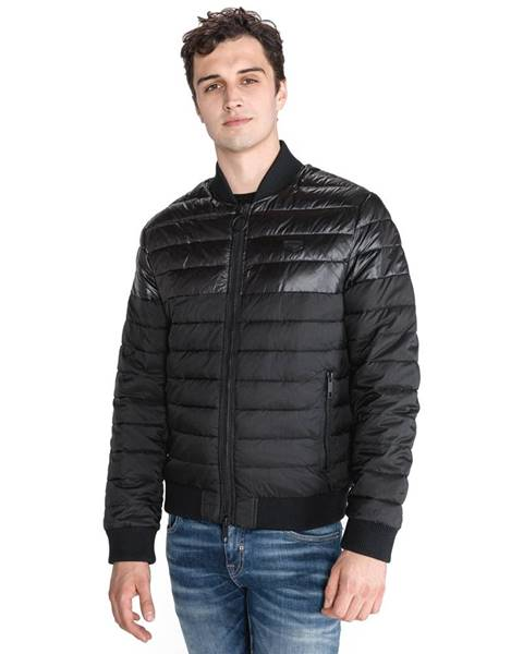 Černá bunda Antony Morato