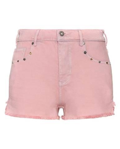 Růžové kalhoty scotch & soda