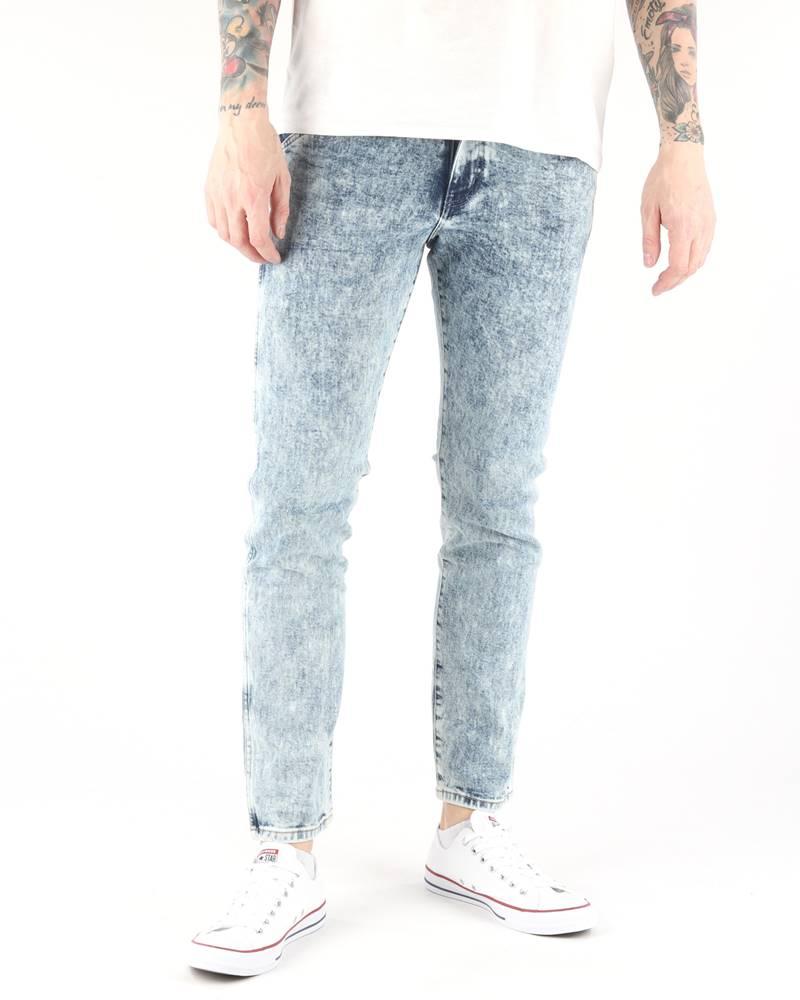 Wrangler B&Y Jeans Modrá