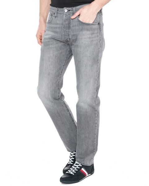 Šedé kalhoty Levi's