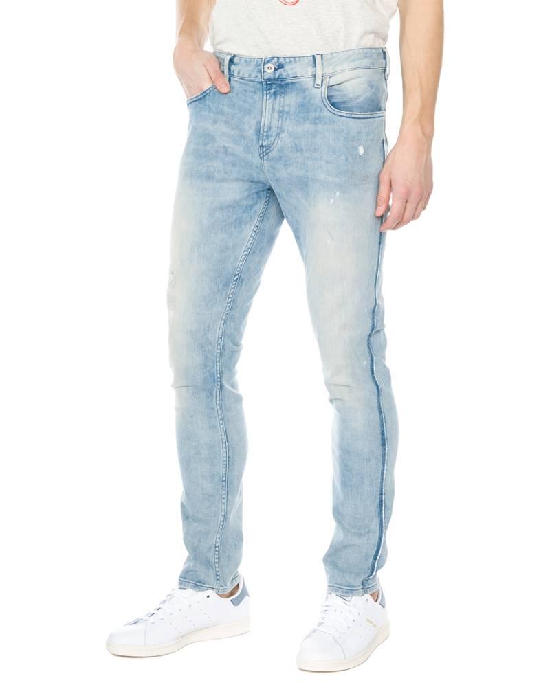 scotch & soda Skim Plus Jeans Modrá
