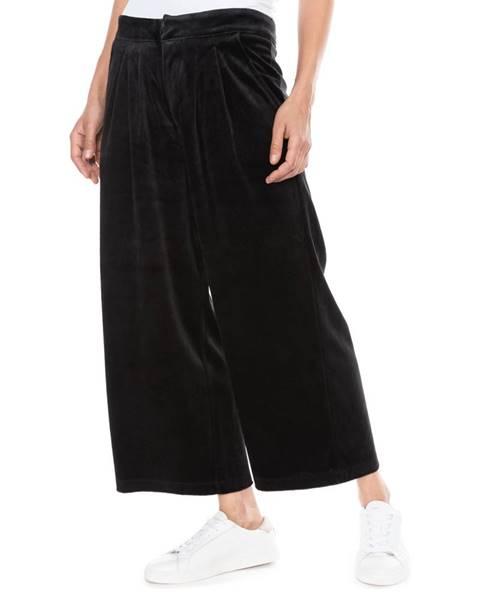 Černé kalhoty Juicy Couture