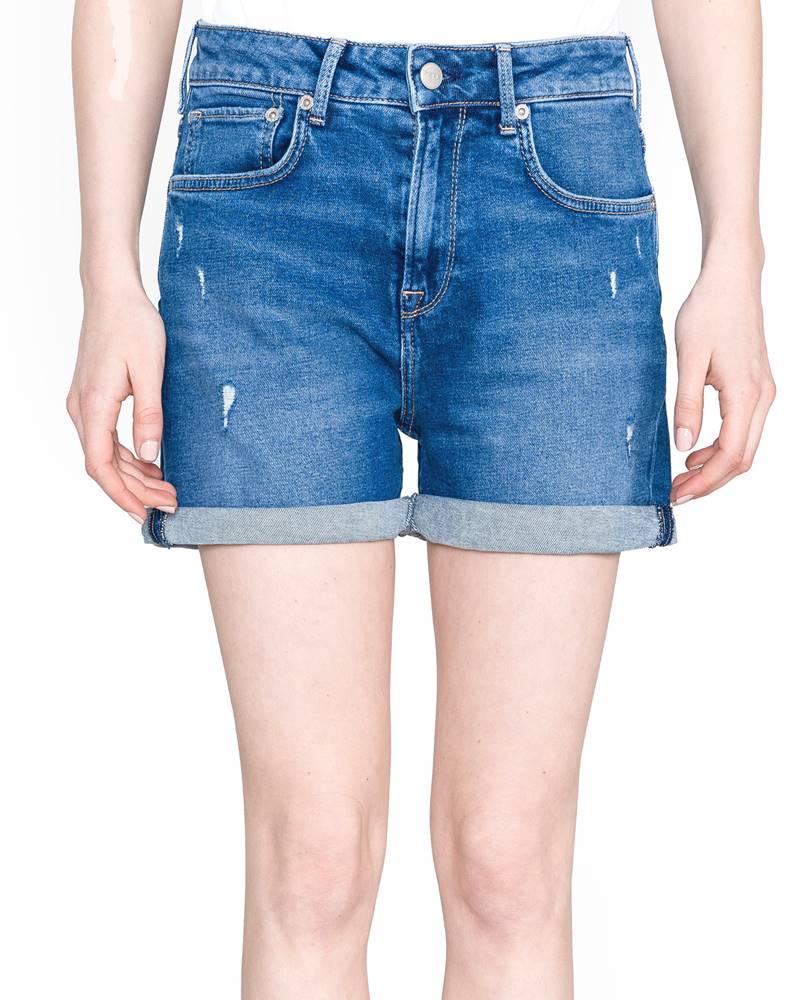 pepe jeans Mary Šortky Modrá