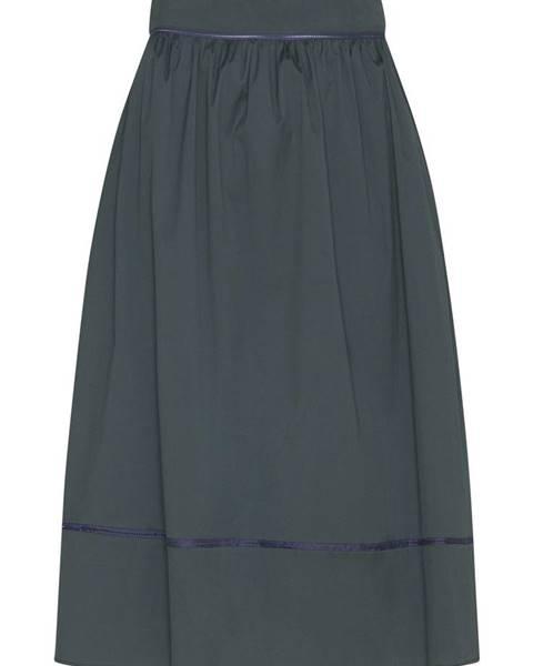 Zelená sukně Pietro Filipi