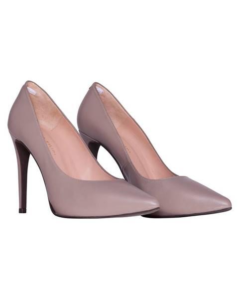 Béžové boty Pietro Filipi